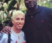 Sergio Ramos and Shaquille O'Neal