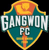 FC Gangwon logo