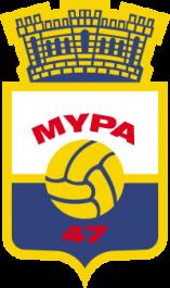 FC MyPa logo