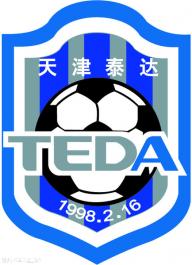 FC Tianjin Teda logo