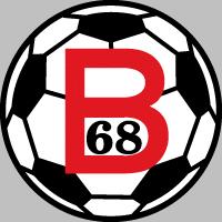 FC B68 Toftir logo