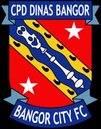 FC Bangor City logo
