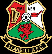 FC Llanelli AFC logo