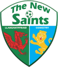 FC The New Saints logo
