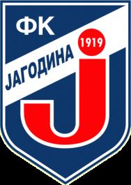 FC Jagodina logo