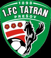 FC Tatran Prešov logo