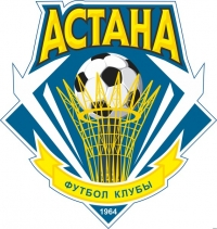 FC Astana-1964 logo