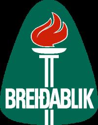 FC Breiðablik logo