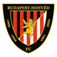 FC Budapest Honvéd logo