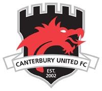 FC Canterbury United logo