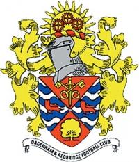 FC Dagenham & Redbridge logo