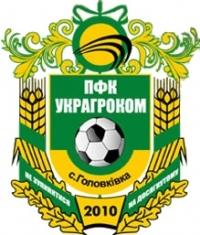 FC UkrAhroKom logo