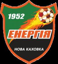FC Enerhiya Nova Kakhovka logo