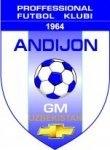 FC Andijan logo