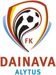 FC Dainava logo