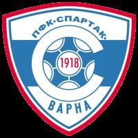 FC Spartak Varna logo