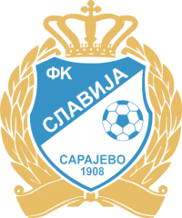 FC Slavija logo