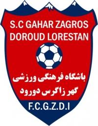 FC Gahar Zagros logo