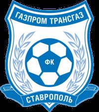 FC Gazprom Transgaz Stavropol logo