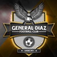 FC General Díaz logo