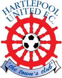 FC Hartlepool United logo