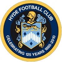FC Hyde logo