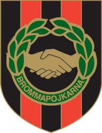 FC Brommapojkarna logo