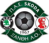 FC Skoda Xanthi logo