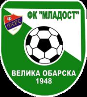FC Mladost Velika Obarska logo