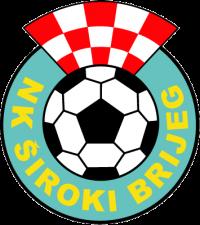FC Široki Brijeg logo