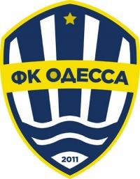 FC Odesa logo
