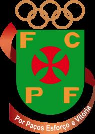 FC Paços de Ferreira logo