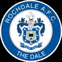 FC Rochdale logo