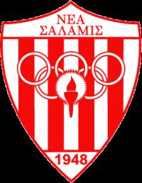 FC Nea Salamina Famagusta logo