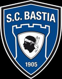 FC Bastia logo