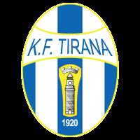 FC Tirana logo