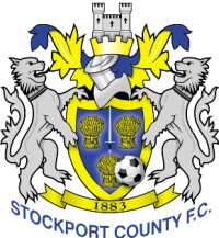 FC Stockport County logo