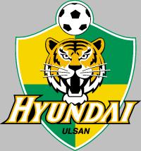 FC Ulsan Hyundai logo