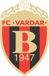 FC Vardar logo