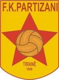 FC Partizani logo