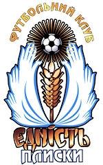 FC Yednist Plysky logo