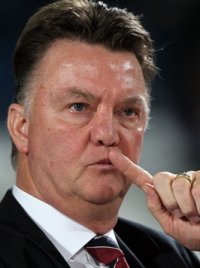 Louis van Gaal photo