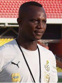 James Kwesi Appiah photo