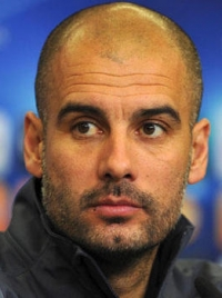 Pep Guardiola photo