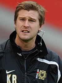 Karl Robinson photo