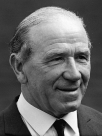 Matt Busby photo