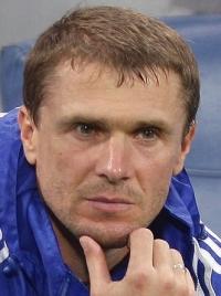 Sergiy Rebrov photo