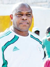 Stephen Keshi photo