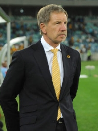 Stuart Baxter photo