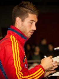 Sergio Ramos photo